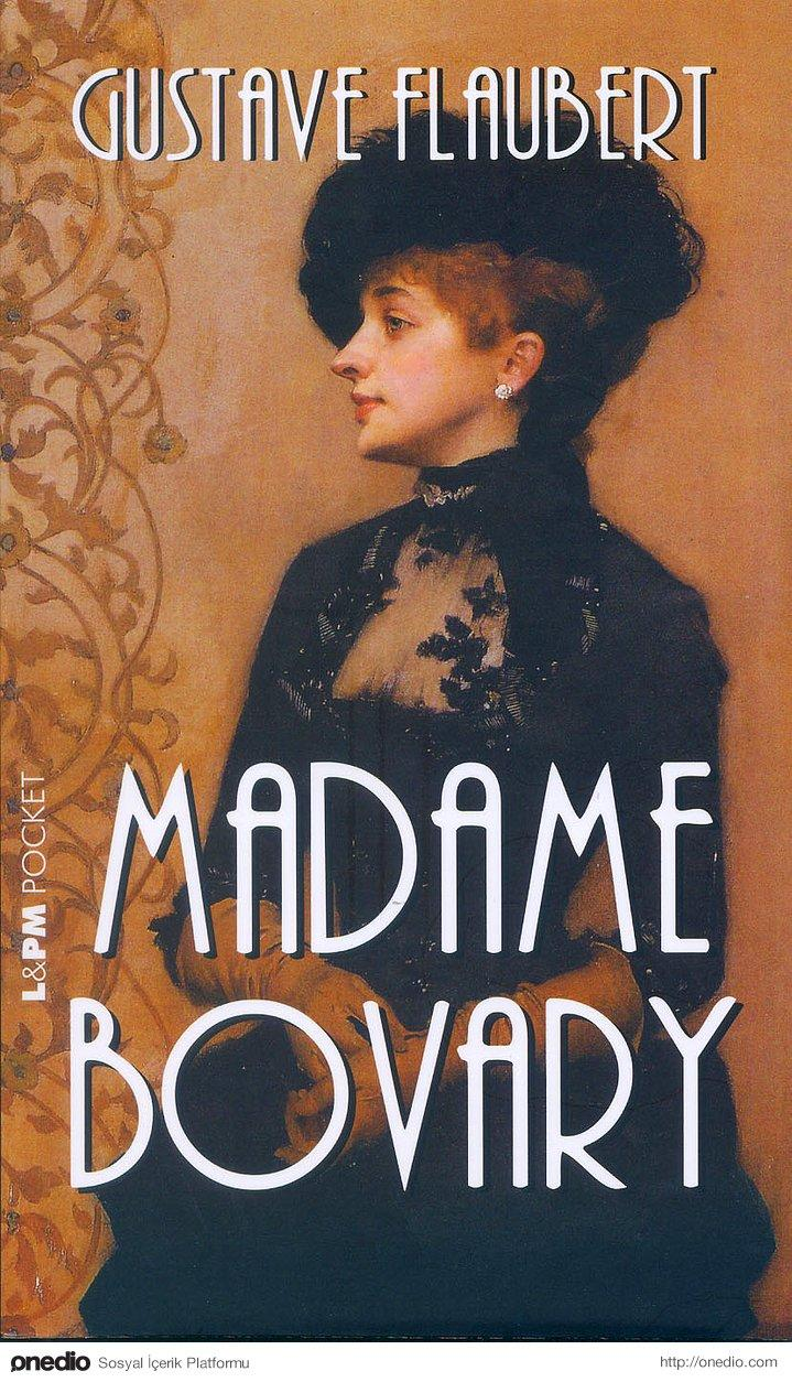2. Madame Bovary – Gustave Flaubert