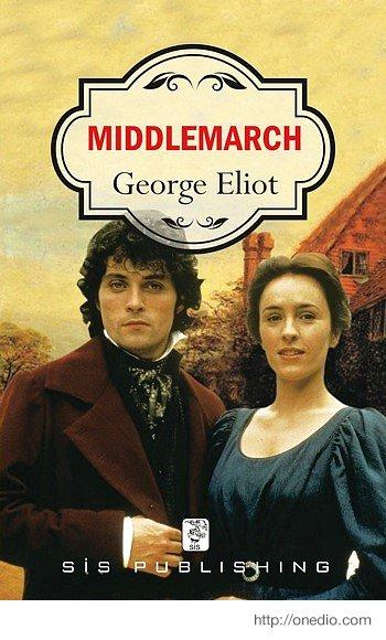 6. Middlemarch – George Eliot