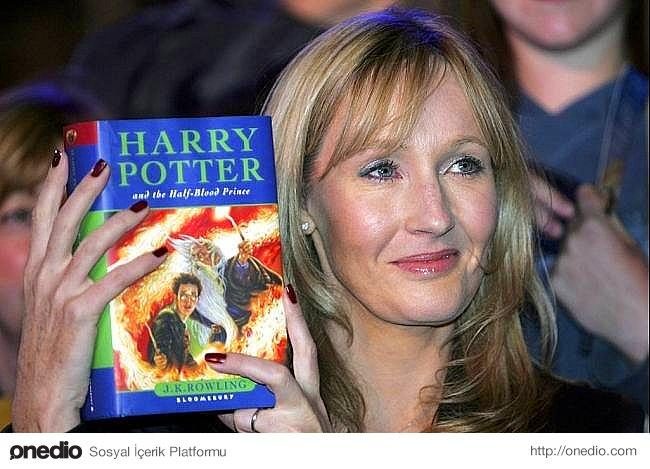 Harry Potter – J.K. Rowling
