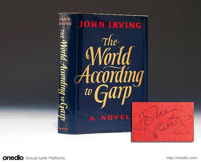 The World According to Garp – John Irving