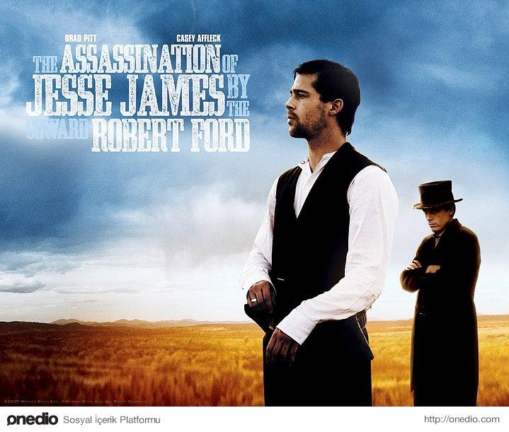 The Assassination of Jesse James by the Coward Robert Ford - Korkak Robert Ford'un Jesse James Suikastı