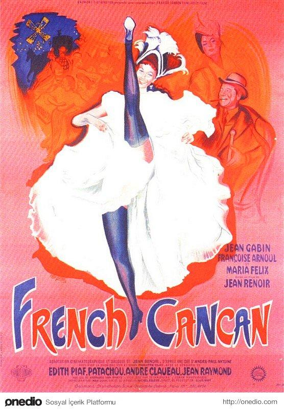 French Cancan (Only The French Can) (1955)